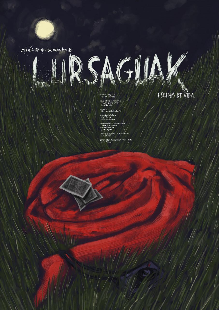 Poster Lursaguak (Escenas de vida)