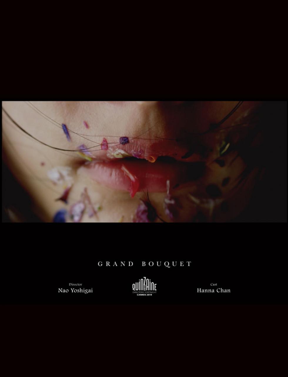 Poster Grand bouquet