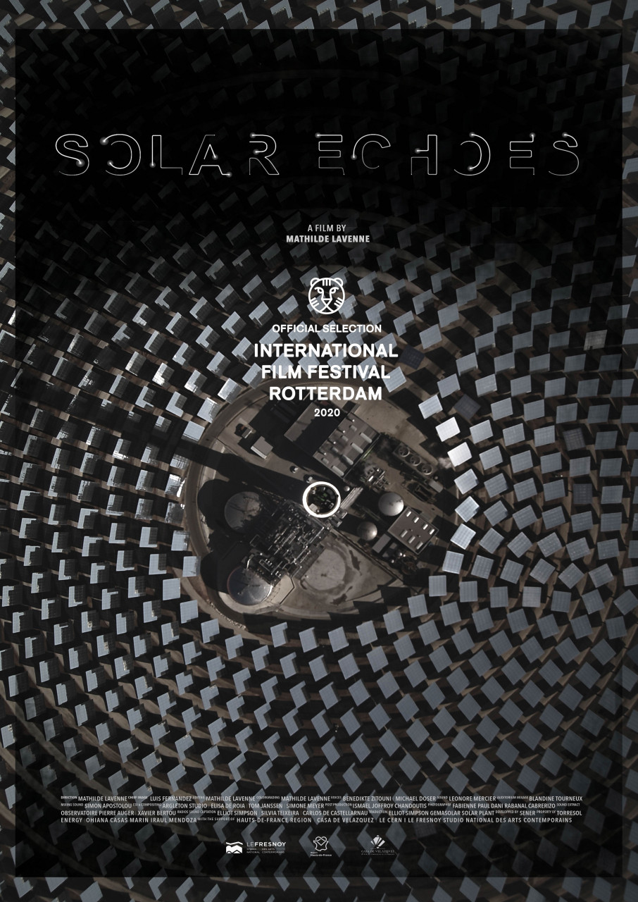 Poster Solar echoes
