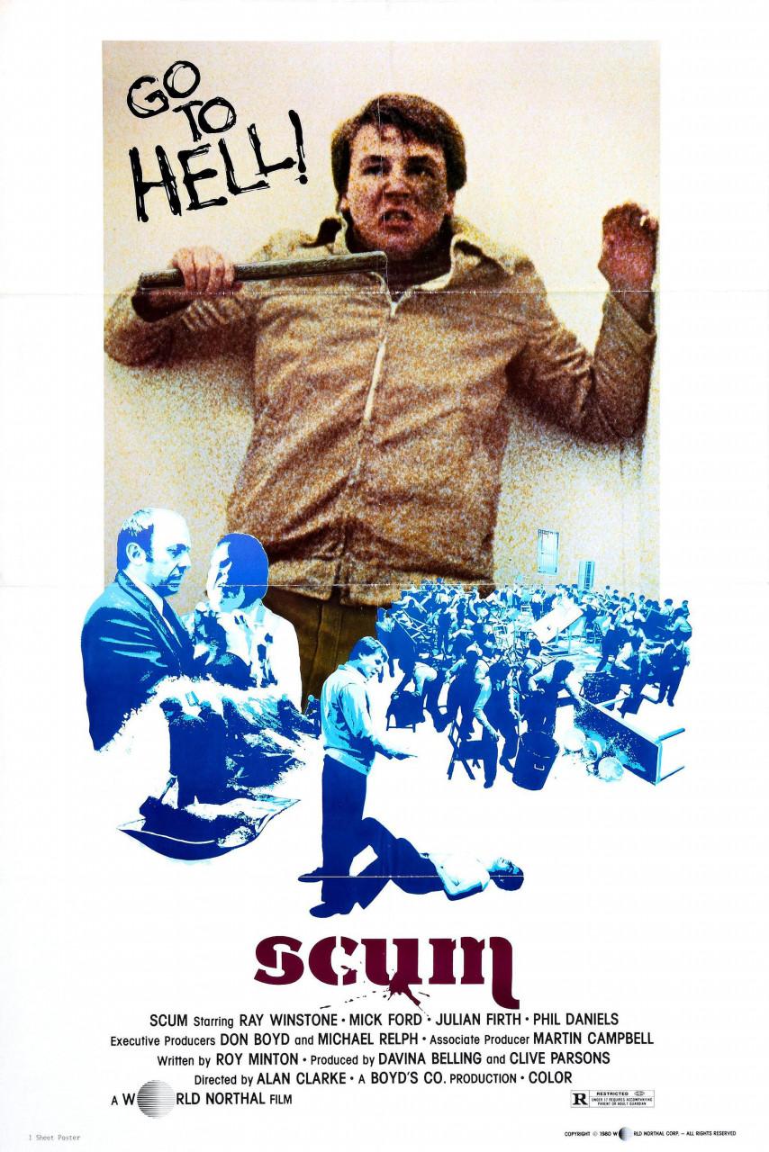 Poster Scum