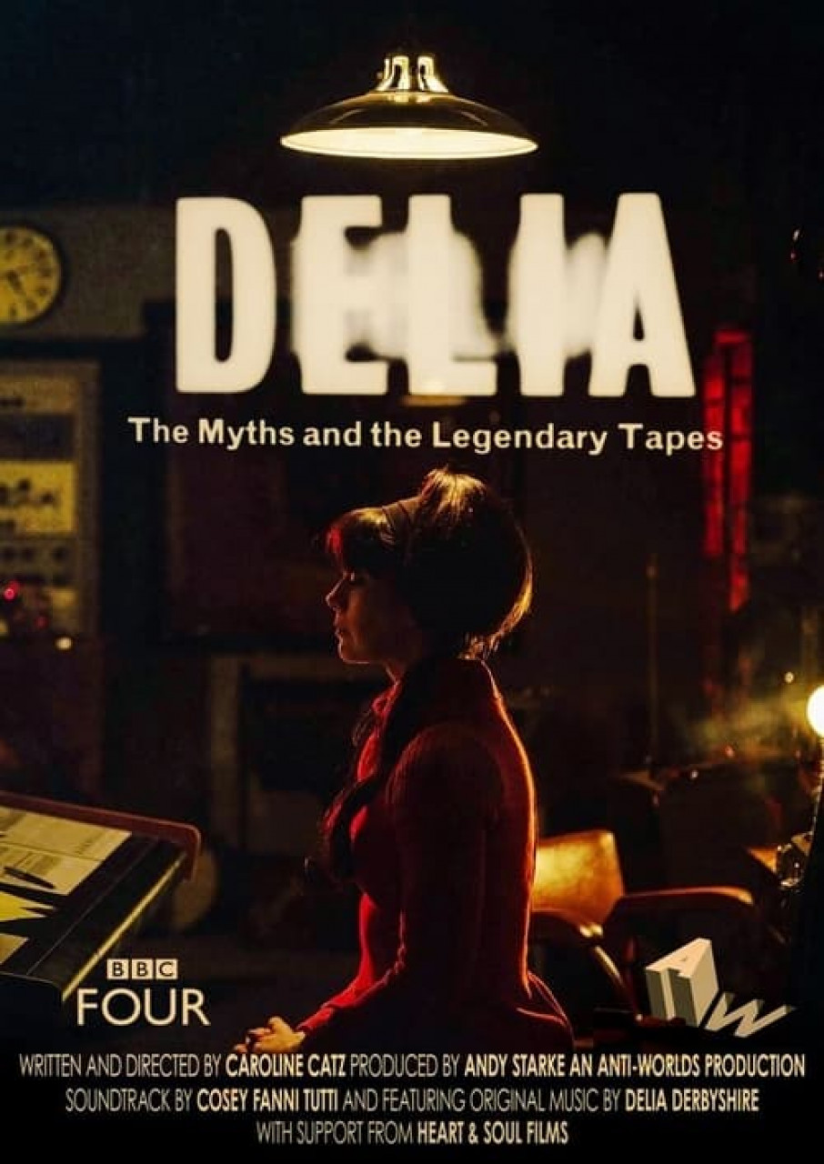 Poster Delia Derbyshire : the myths and legendary tapes