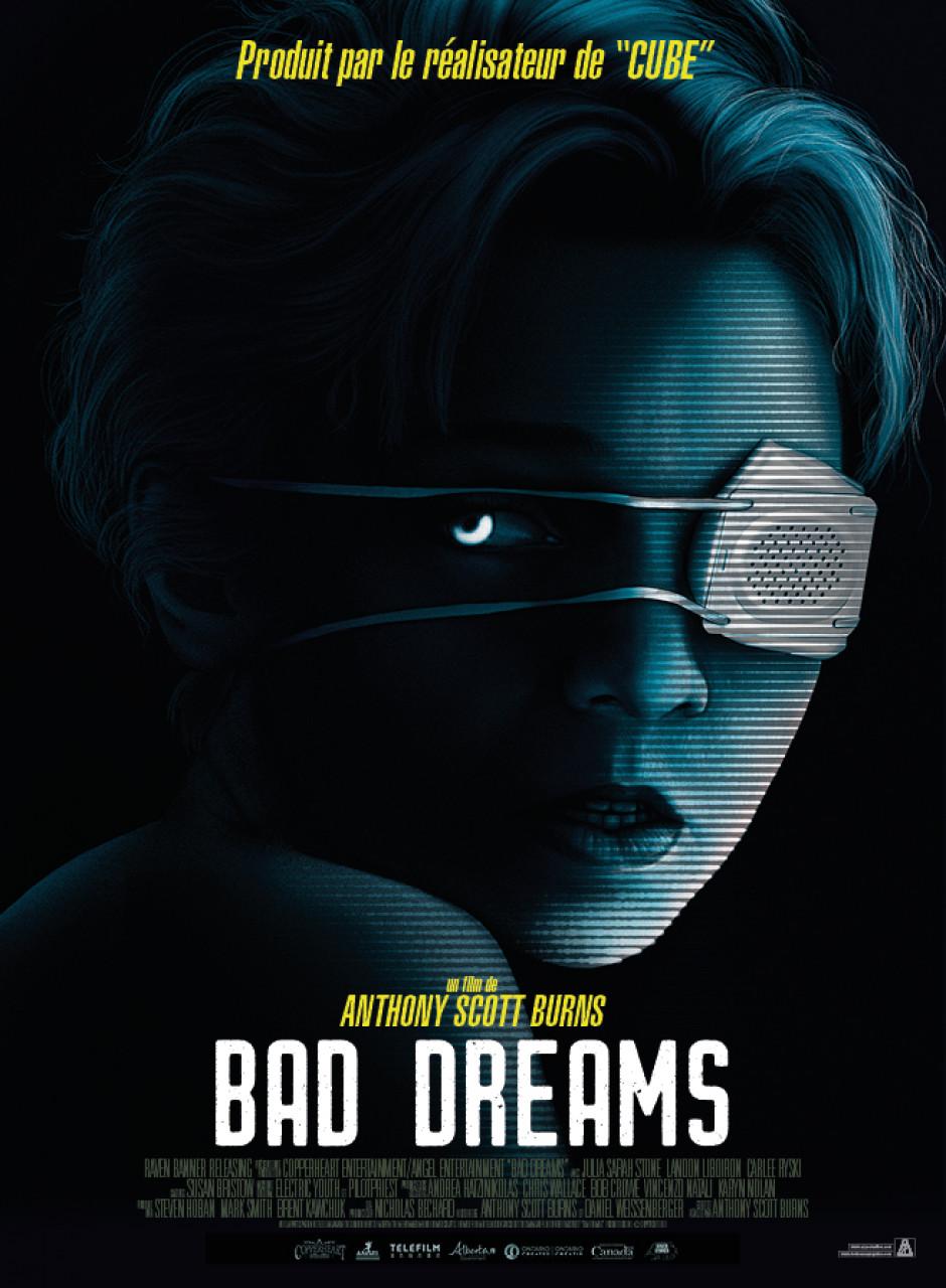 Poster Bad dreams