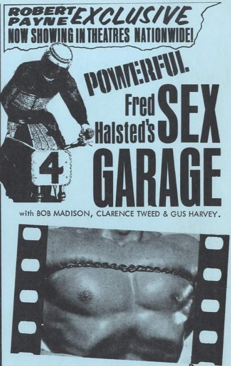 Poster The sex garage