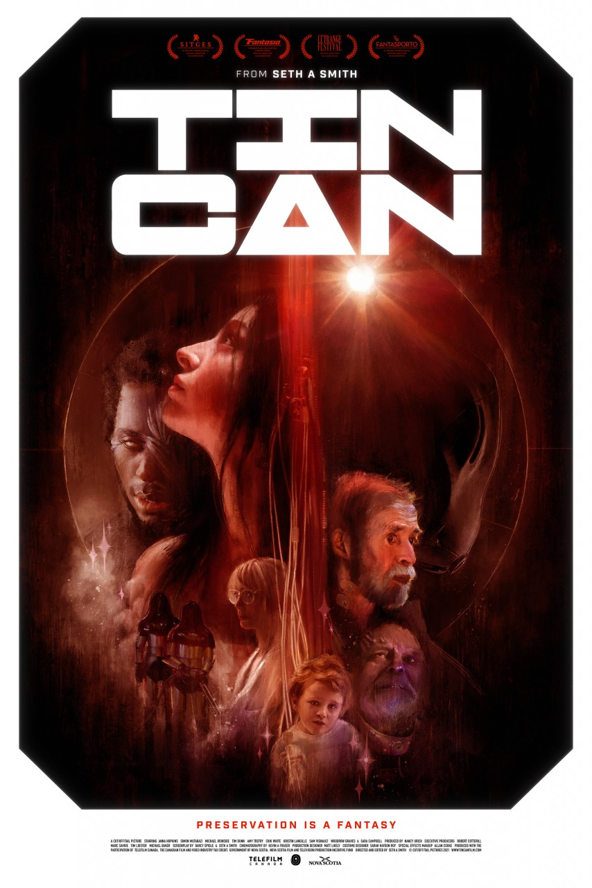 Poster Tin can