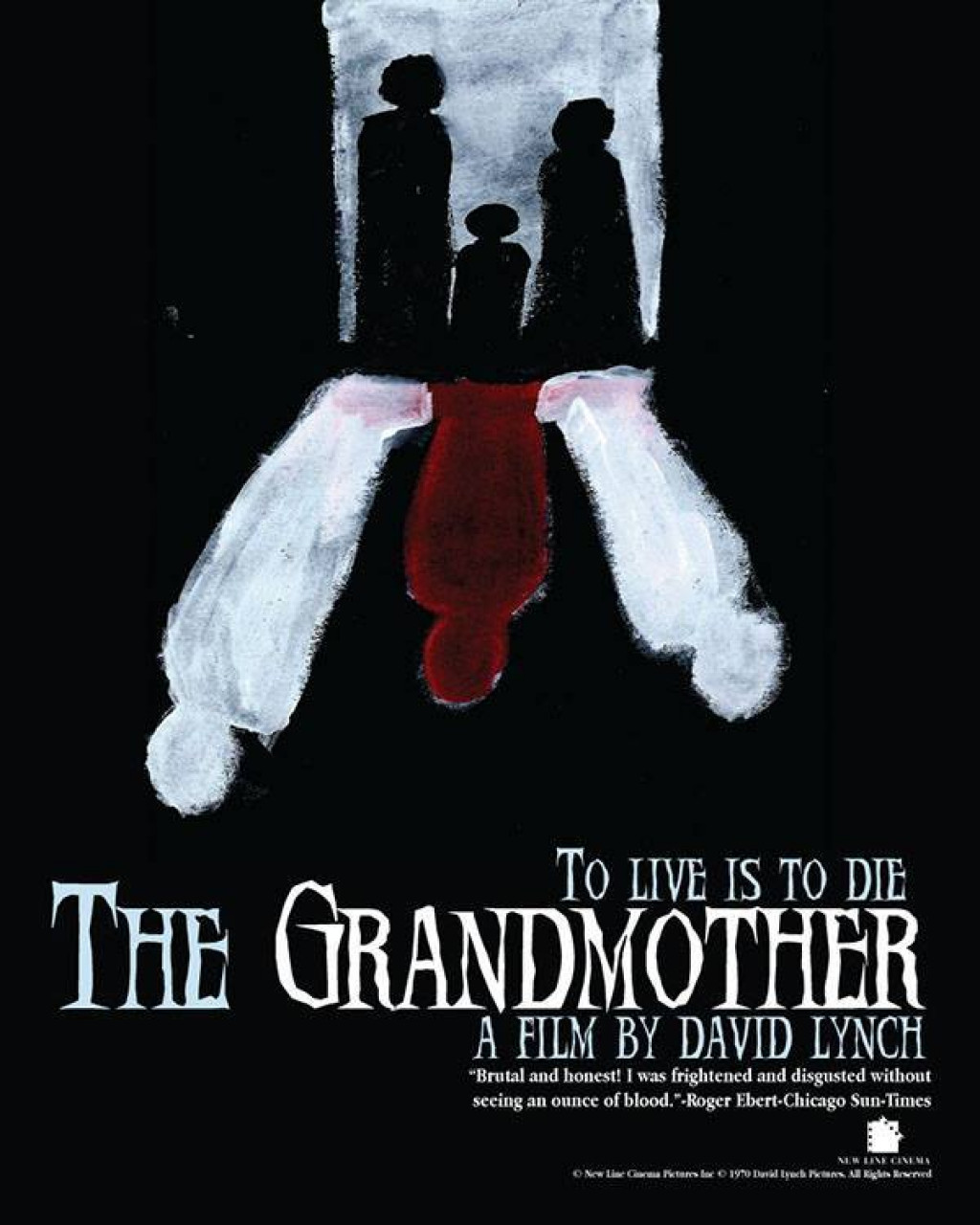 Poster The grandmother