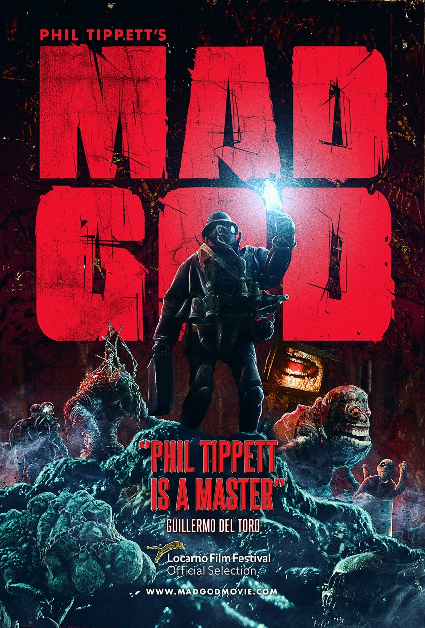 Poster Mad God