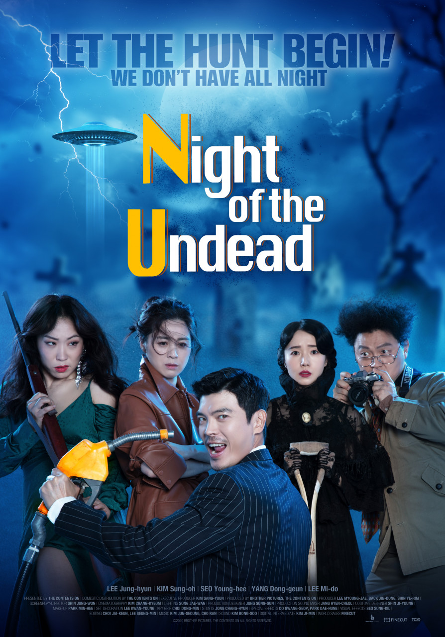 Poster Night of the undead