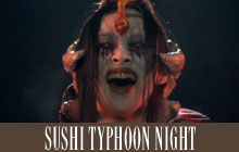Sushi Typhoon night