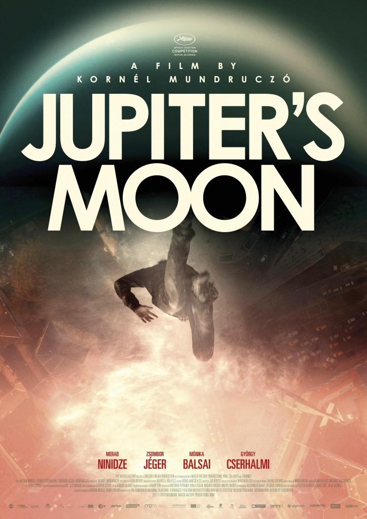 La Lune de Jupiter poster