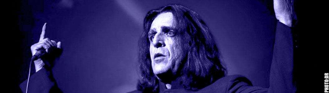 L'Étrange Musique - Jaz Coleman / Spoken word, The great transformation