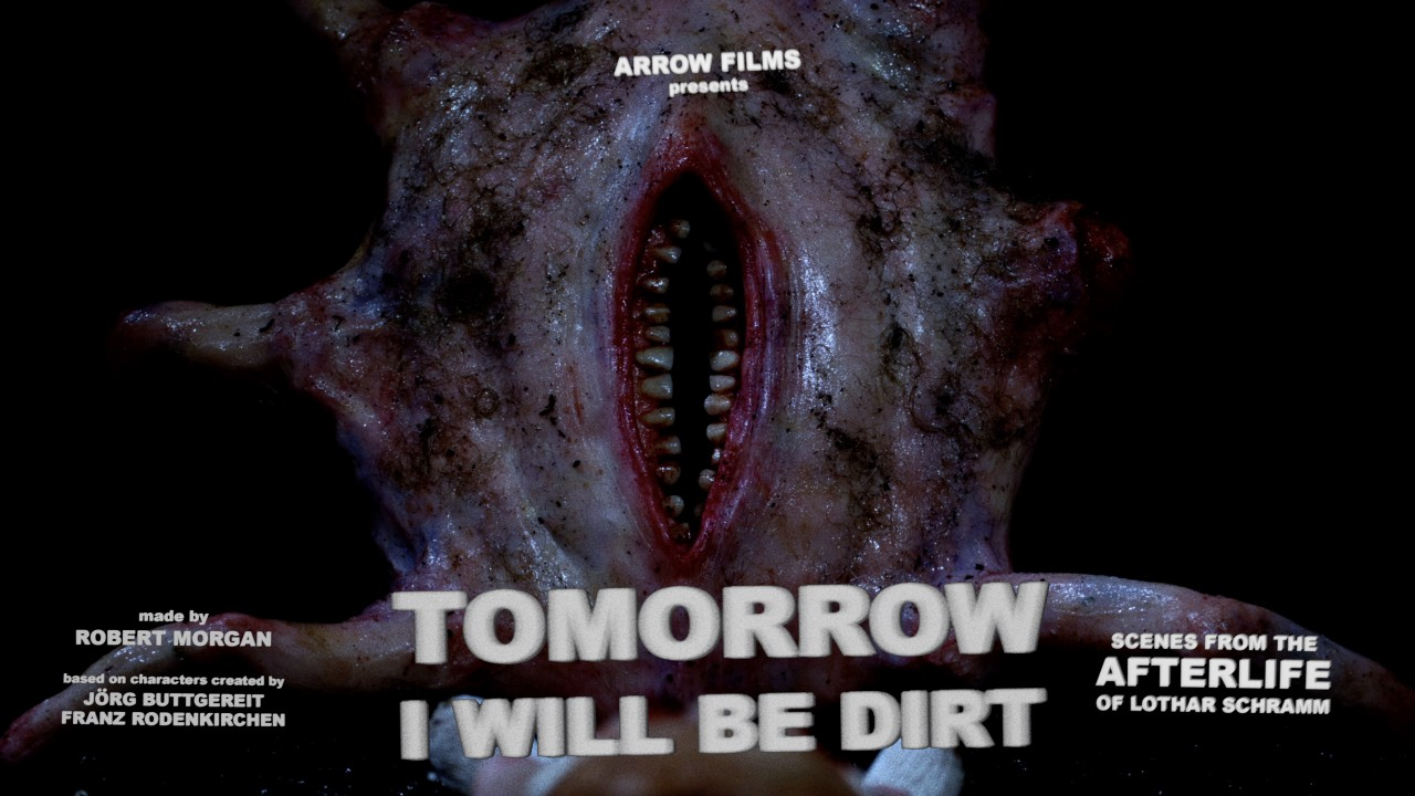 Tomorrow I will be dirt - 1