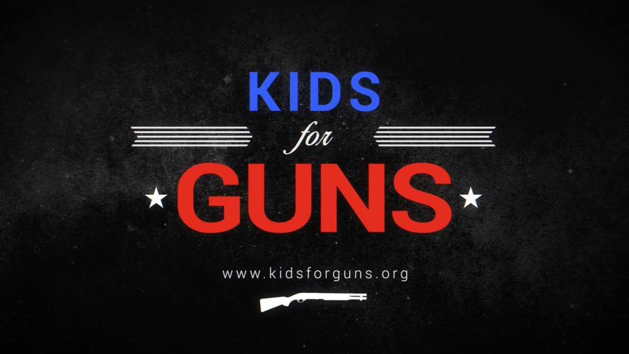 Kids for guns - 1