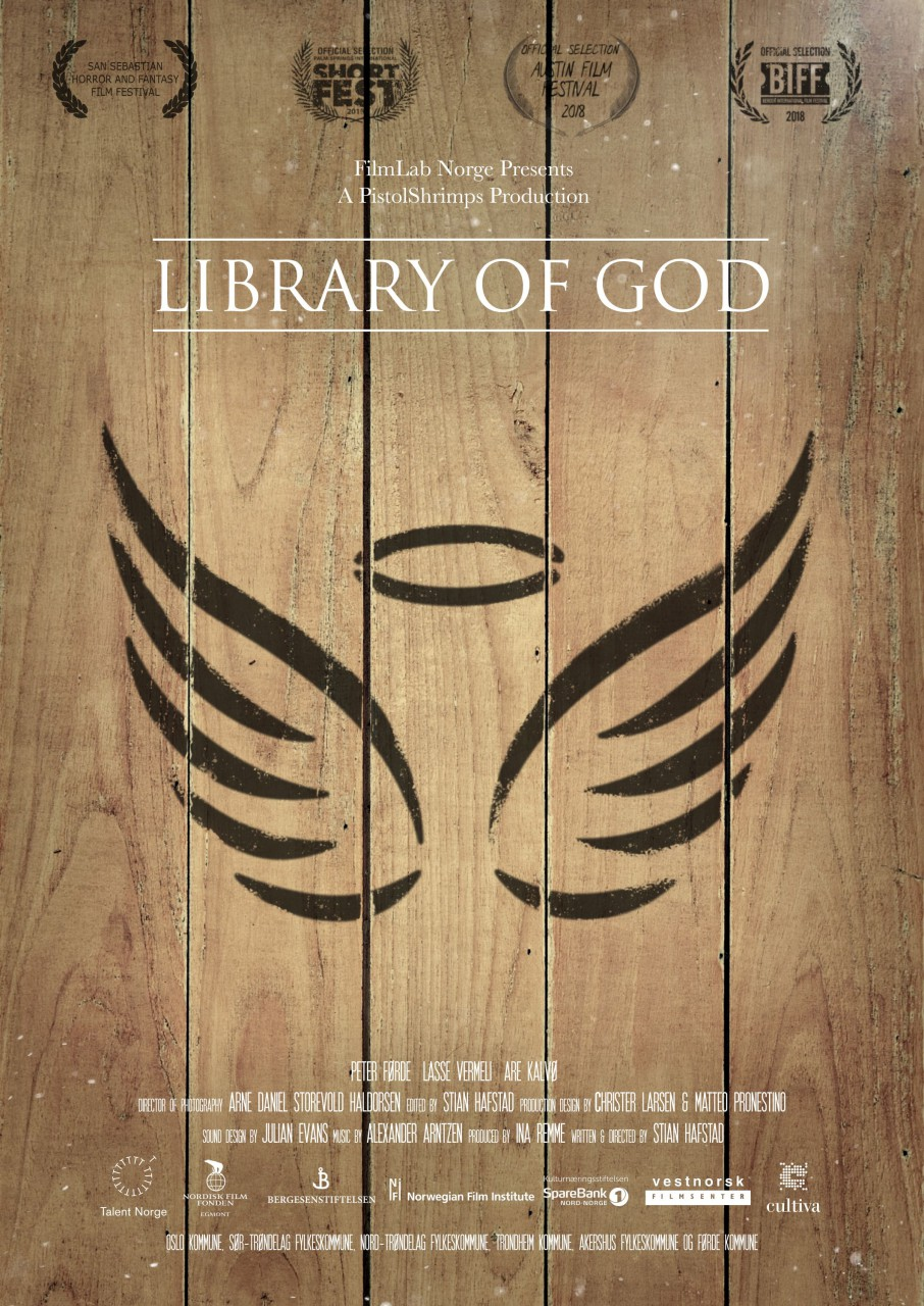 Library of God - 1
