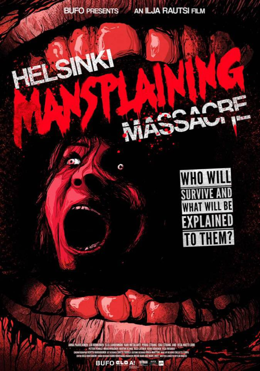 Helsinki Mansplaining Massacre