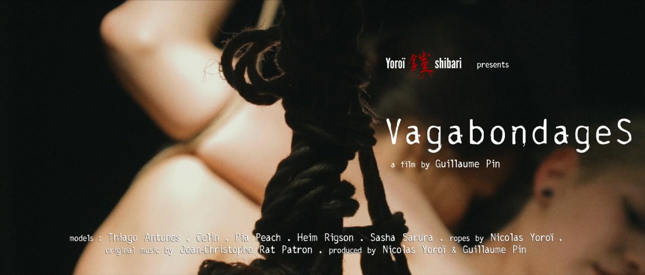 Vagabondages poster