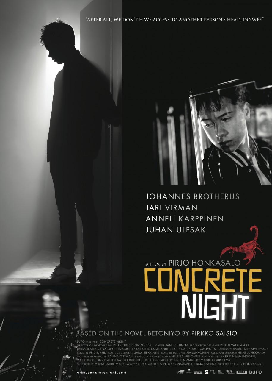 Concrete night - 1