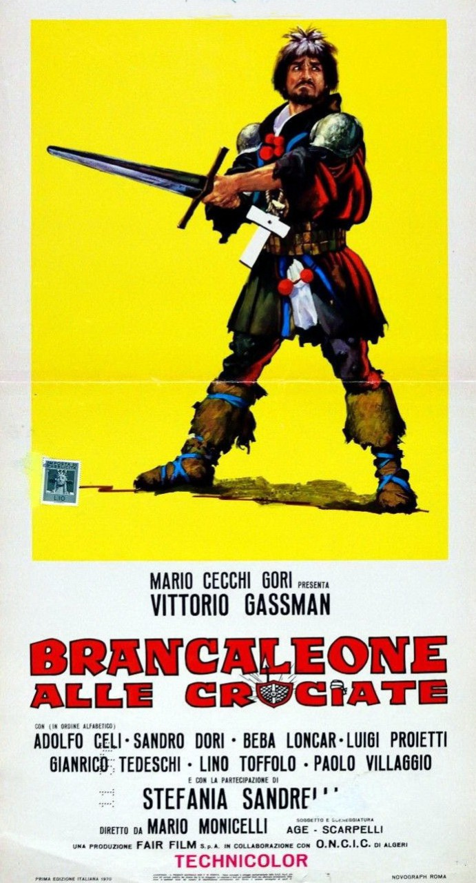 Brancaleone at the Crusades - 1