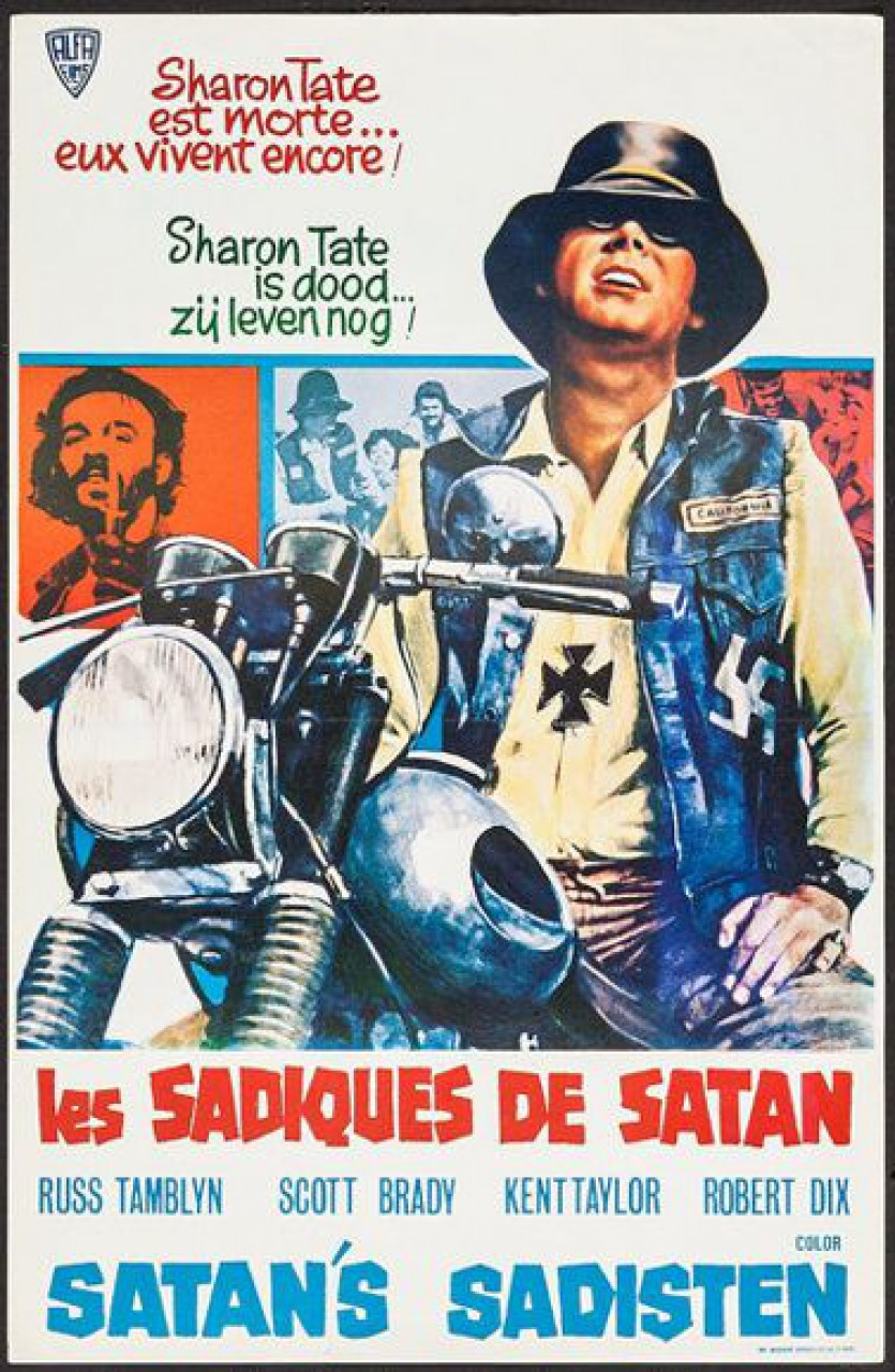 Satan's sadists - 1