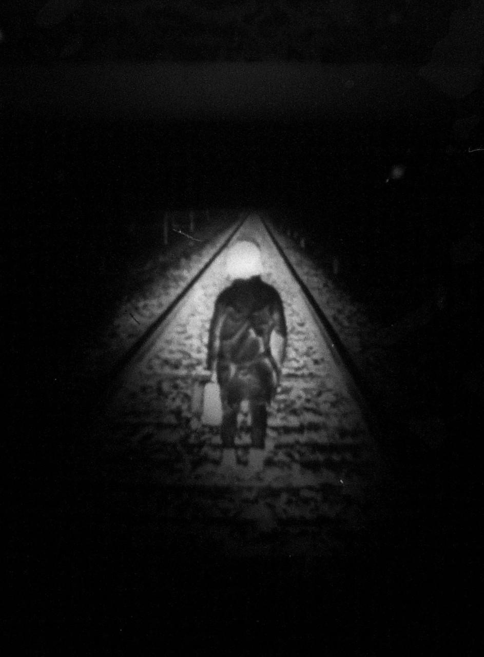 Train again