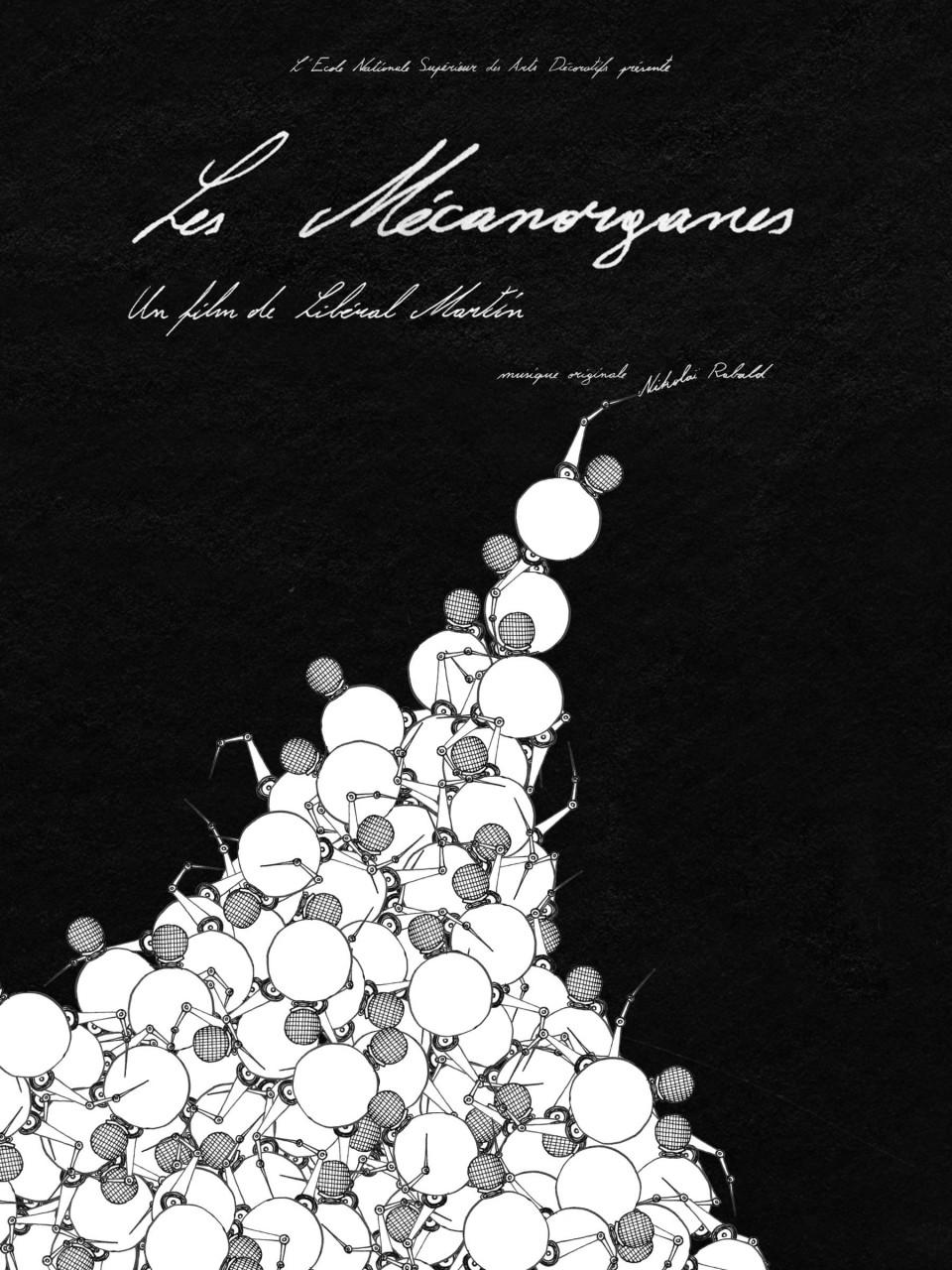 Les Mécanorganes