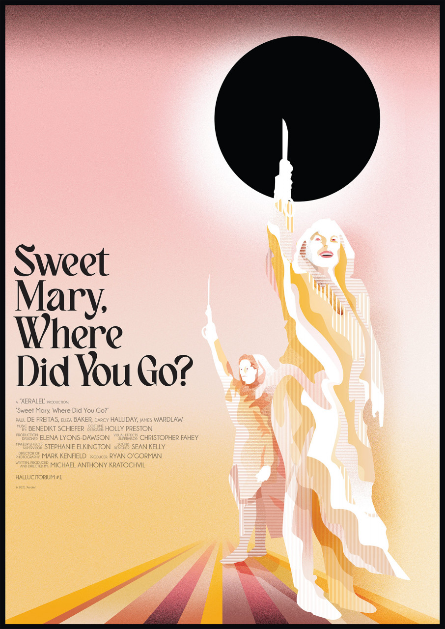 Sweet Mary, where did you go?