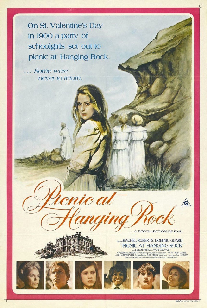 Picnic at Hanging Rock (Director's cut) - 1
